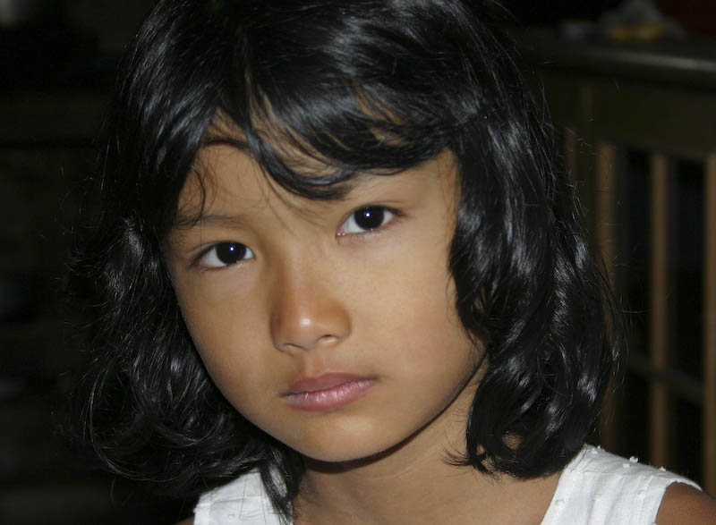6 year old girl myanmar karen 6 year old to compete in national spelling bee 800x587